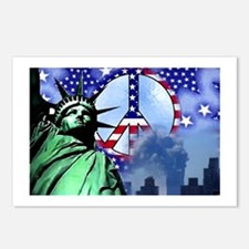 WTC Peace Postcards (Package of 8)
