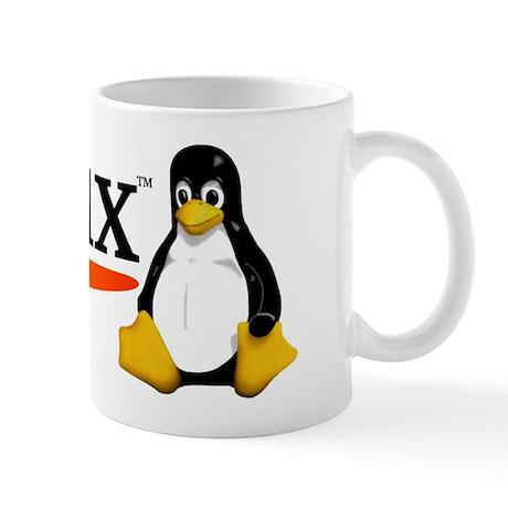 Linux Logo Mug