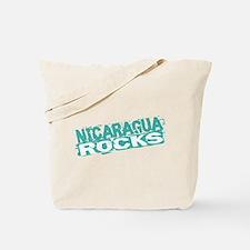 Nicaragua Rocks Tote Bag
