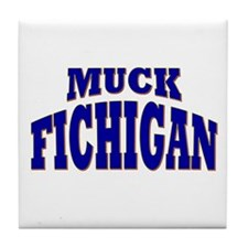 Muck Fichigan Tile Coaster