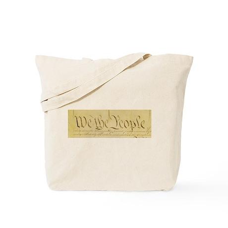 We the People II Tote Bag