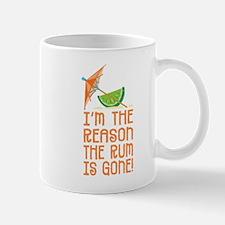 Rum Gone - Mug