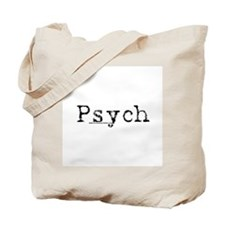 Psych Tote Bag