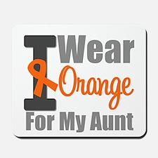 Leukemia Aunt Mousepad