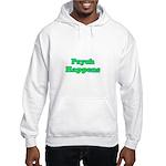 Psych Happens Hooded Sweatshirt