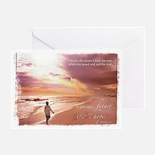 Hope's Horizon Greeting Card