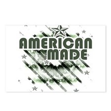 American Made V2 Postcards (Package of 8)