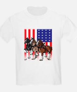 Clydesdale Men's T-Shirt