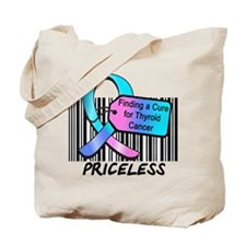 Thyroid Cancer Cure Tote Bag