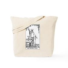 The Magician Rider-Waite Tarot Card Tote Bag