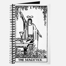 The Magician Rider-Waite Tarot Card Journal