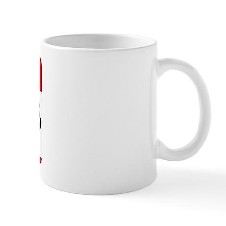 Communist Name Tag Mug