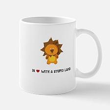 Lion - In Love Mug