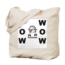 POW WOW Tote Bag