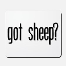 Got Sheep? Mousepad