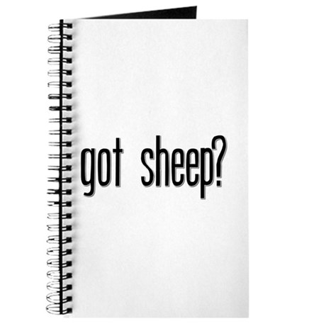 Got Sheep? Journal