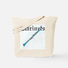 Joe's Clarinets Tote Bag