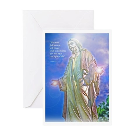 Easter Miracle Greeting Card