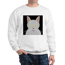 Smokey the Cat Sweatshirt