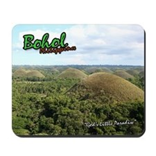 Chocolate Hills Mousepad