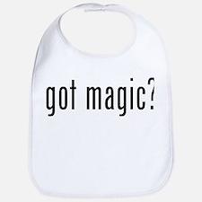 got magic? Bib