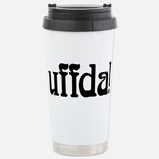 Cute North dakota Travel Mug