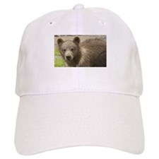 Brown Bear Art Baseball Cap