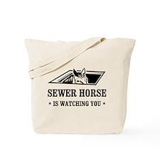 Cute Sewer Tote Bag