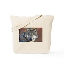 Wolf Art Tote Bag