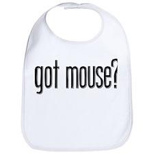 Got Mouse? Bib