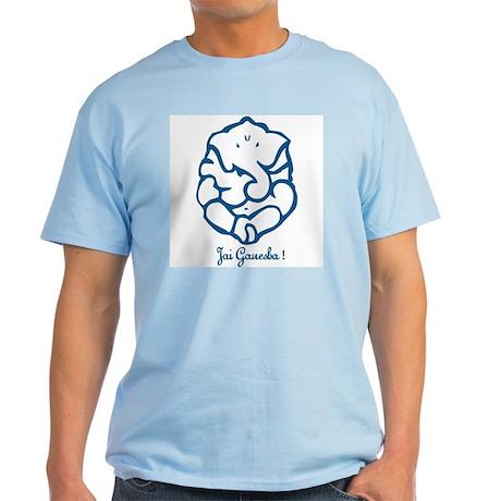 Jai Ganesha ! Light T-Shirt