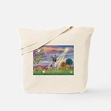 Cloud Angel & AHT Tote Bag
