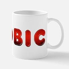 "Red ""Phobic"" Mug"