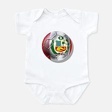 Peru Futbol Infant Bodysuit