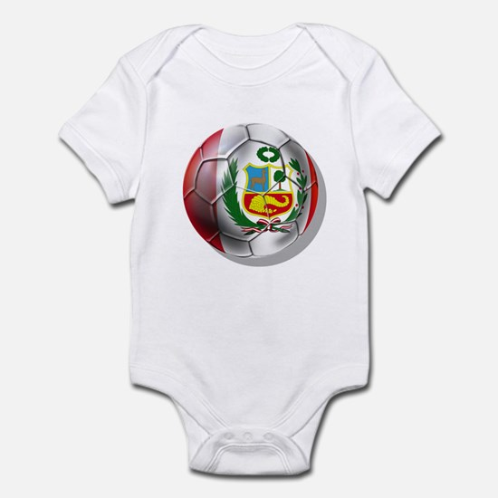 Peru Futbol Infant Bodysuit