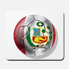 Peru Futbol Mousepad