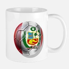 Peru Futbol Mug Mugs
