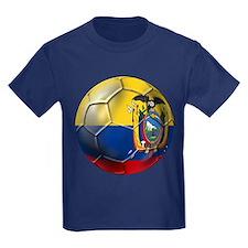Ecuador Soccer Ball T
