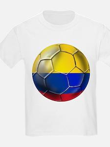 Colombian Soccer Futbol T-Shirt