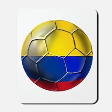 Colombian Soccer Futbol Mousepad