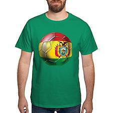 Bolivia Futbol T-Shirt