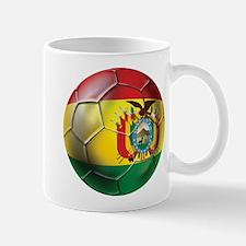 Bolivia Futbol Mug