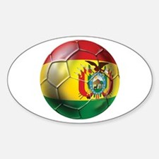 Bolivia Futbol Decal