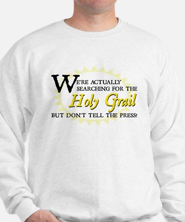 Searching for Holy Grail Sweatshirt