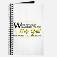 Searching for Holy Grail Journal