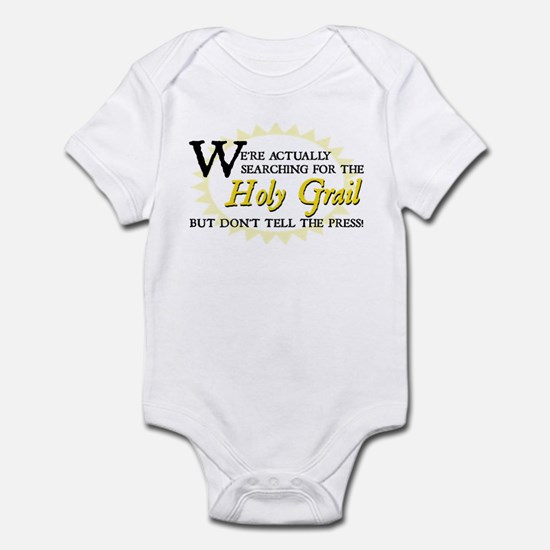 Searching for Holy Grail Infant Bodysuit
