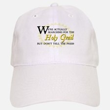 Searching for Holy Grail Baseball Baseball Cap