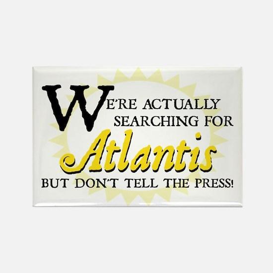 Searching for Atlantis Rectangle Magnet