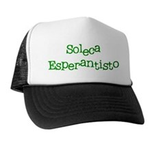 Lonely Esperantist Trucker Hat