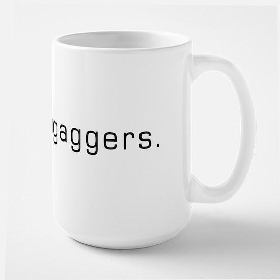 Lollygaggers Large Mug